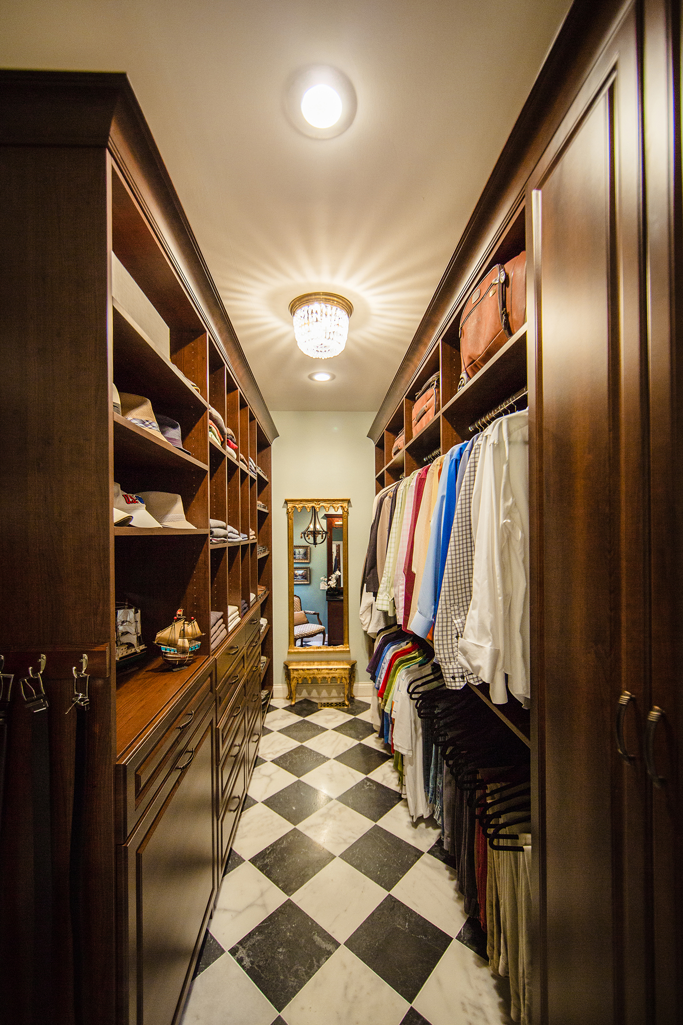 Closets by McKenry Master Closet